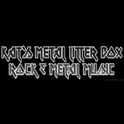 Kat's Metal Litter Box