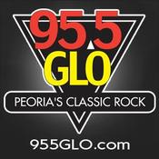 WGLO - 95.5 FM Peoria's Classic Rock