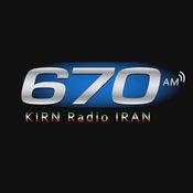 KIRN - Radio Iran 670 AM