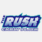 CKRW - The Rush 96.1 FM
