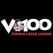 KDVV - V100 Topeka's Rock Leader 100.3 FM