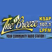 KSAP The Breeze 107.1 FM