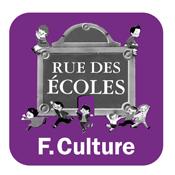 France Culture  -  RUE DES ECOLES